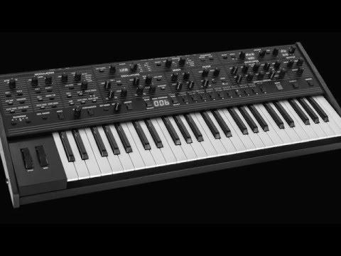 DSI/Oberheim OB-6 classic/vintage sounds by Luke Neptune HD