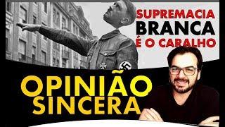 Baixar SUPREMACIA BRANCA???...FAKE NEWS!!! NANDO MOURA PASSANDO A M* ADIANTE AO INVÉS DE COMBATER