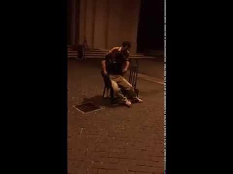 NOTTI BRAVE A CISTERNA DI LATINA - FAUSTO SHOW & PICCIONI SHOW