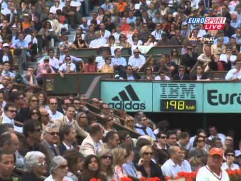 [Roland Garros 2008] French Open Final (2)