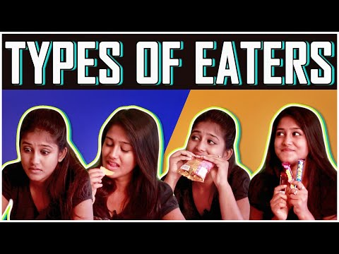 Types of Eaters 🤣🤣 Funniest Video Ever