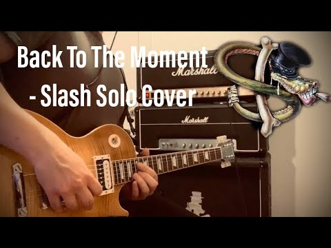 Slash's Snakepit – Back To The Moment Solo Cover