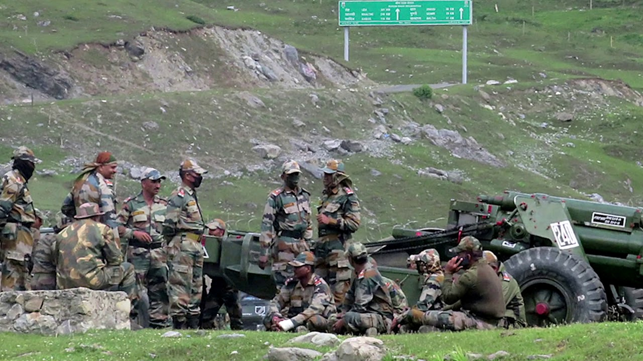 20 Indian Troops Dead After Clashes With Chinese Soldiers Near ...