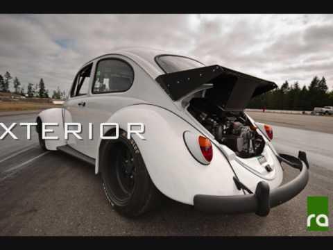 VW Bug Type-1, Subaru STi Powered (1of2) Restoration