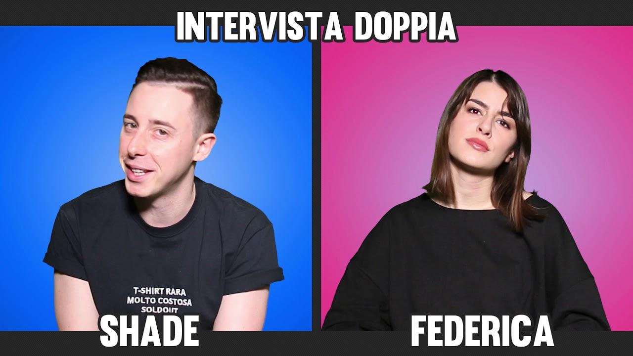 Intervista Doppia Con Federica Carta Pre Sanremo