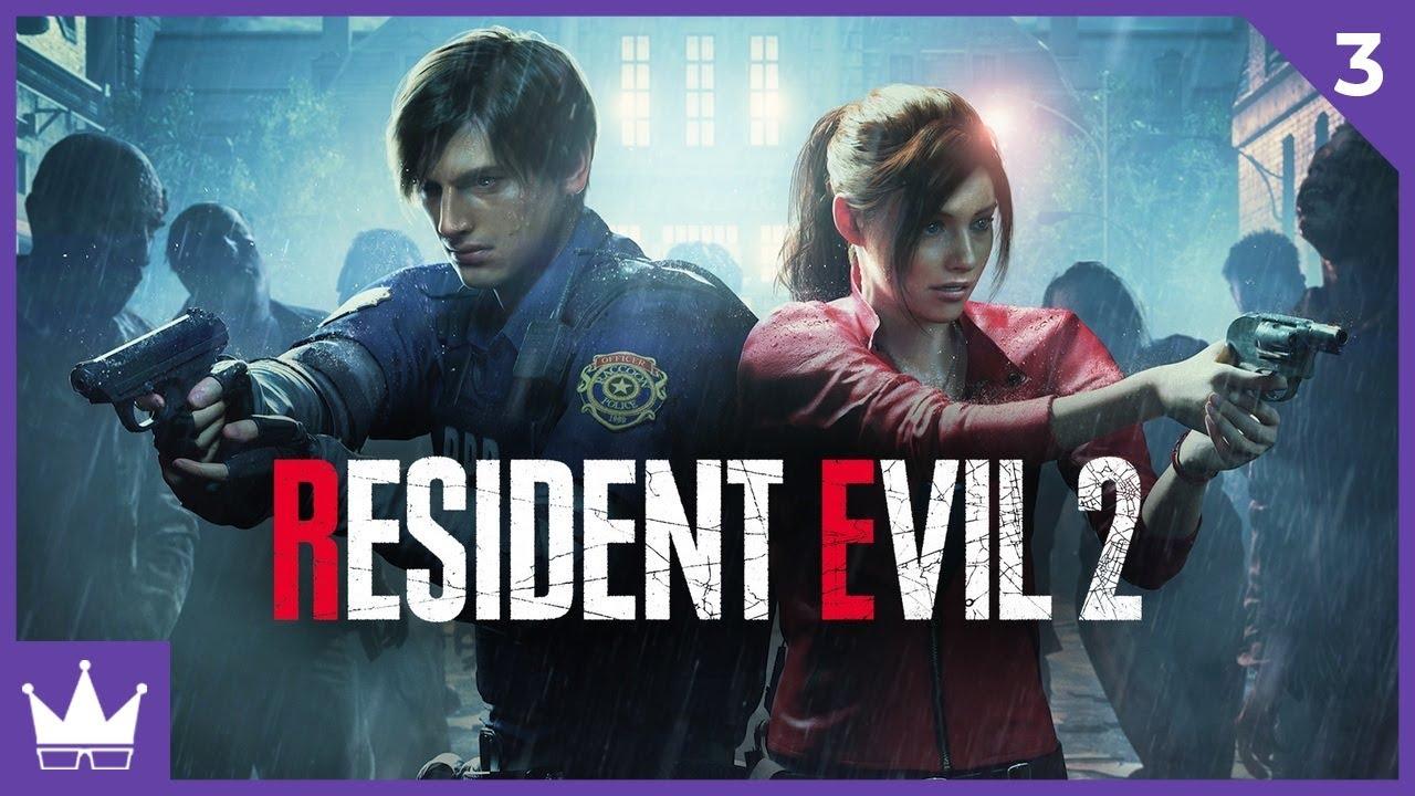 Twitch Livestream Resident Evil 2 2019 Hunk Tofu Modes Xbox