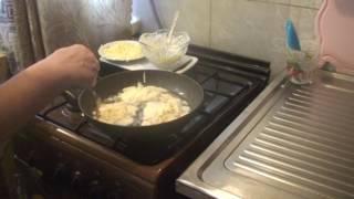 Куриные отбивные в кляре с сыром