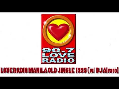 Love Radio Old Jingle 1995 with DJ Alvaro