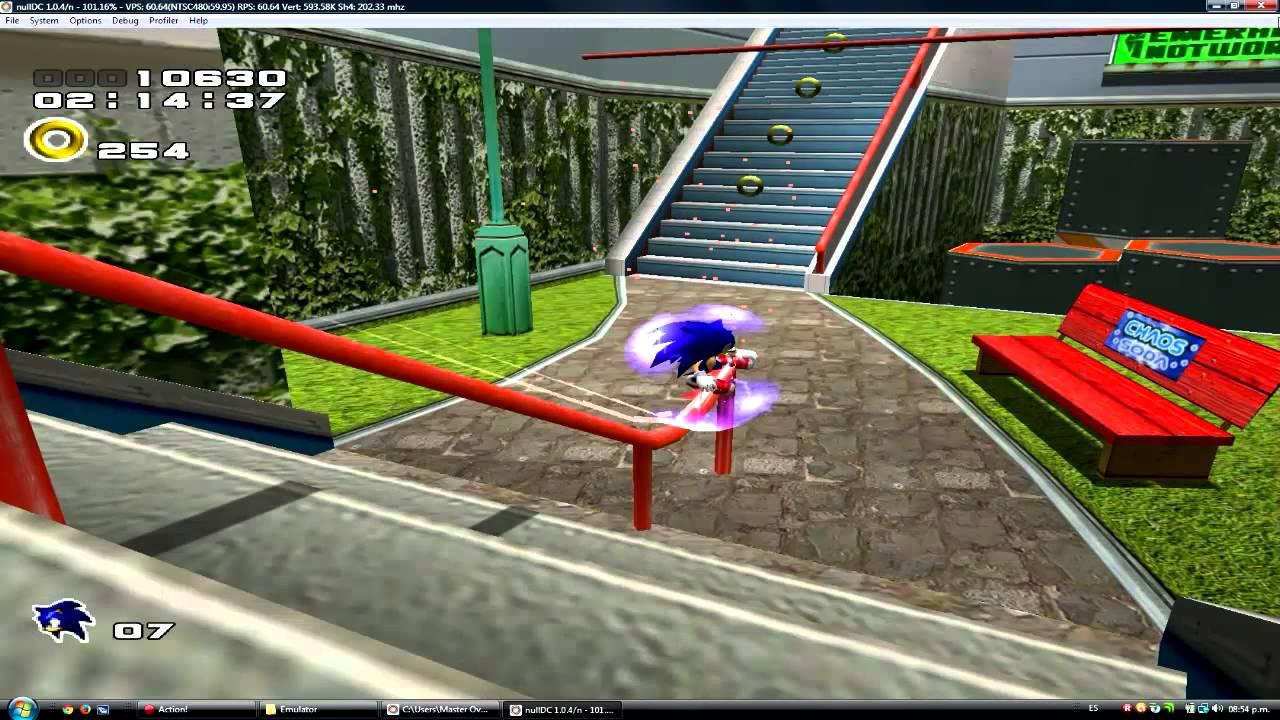 Best Sega Dreamcast Emulator For PC - YouTube