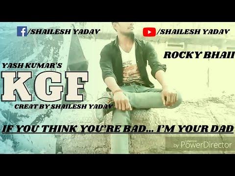 Salam Rocky Bhai By Sailesh Yadav Creation