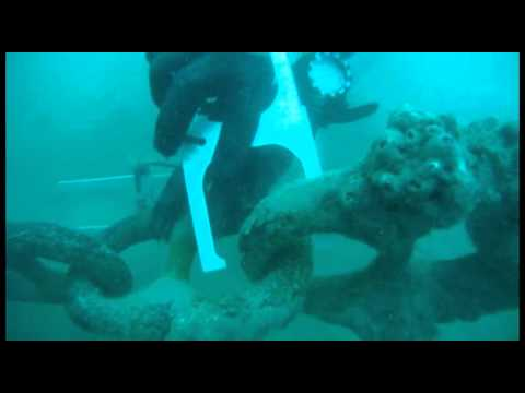 The Seabees Underwater Construction Team ONE