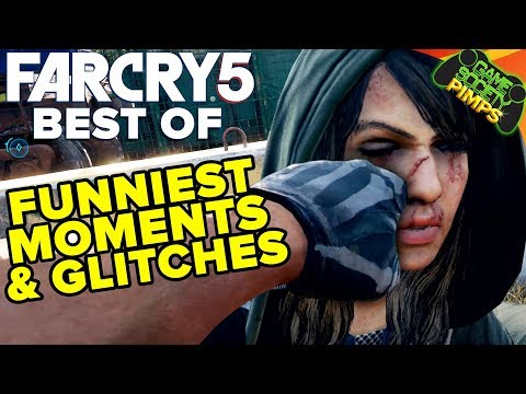 Far Cry 5 Best Of: Funniest Moments & Glitches!