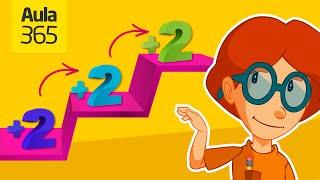 Cómo Sumar y Restar con Escalas Numéricas   Videos Educativos para Niños