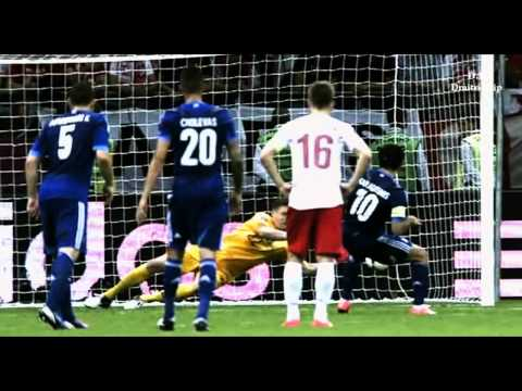Euro 2012 - Goalkeepers Saves