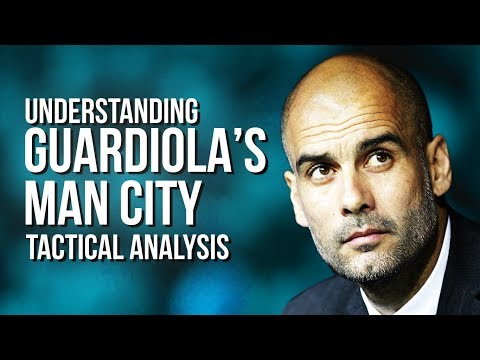 Understanding Guardiola's Manchester City - Football Manager Tactical Analysis