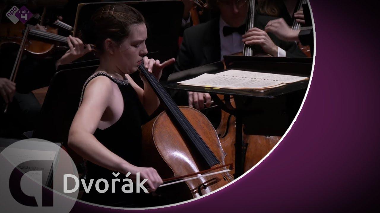 Dvořák: Waldesruhe Op.68, No.5 - Netherlands Philharmonic Orchestra, cellist Eline Hensels