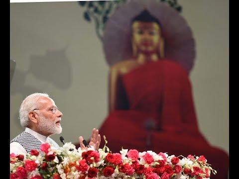 PM Modi's Speech On Buddha Jayanti 2018 Celebrations