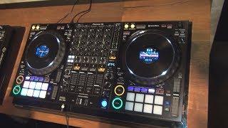 Pioneer DJ DDJ-1000 4-channel professional performance DJ controller for Rekordbox DJ review