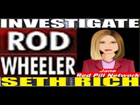 2017-06-06-AM - Rod Wheeler - Seth Rich - CrowdStrike - Deep State - Radical Islam -  Awan Bros
