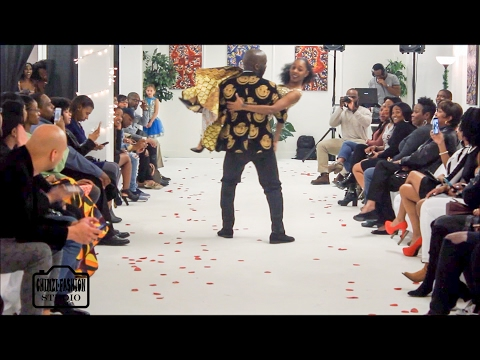 Chimzi Fashion Show (2017 Spring Collection African inspired ) Full Video