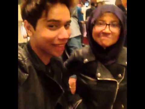 Nuwal- Kita orang dating! Hahaha. Nuha & Ewal