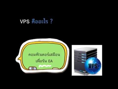 VPS Forex คืออะไร