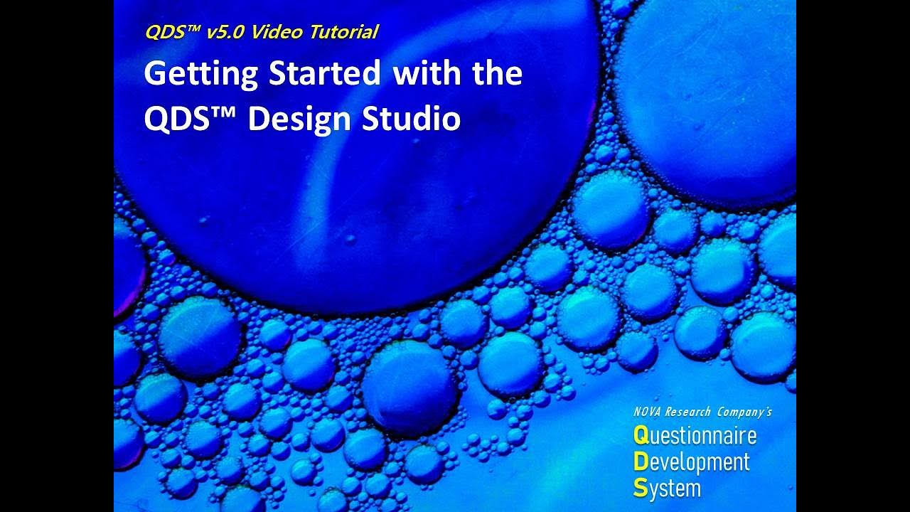 Qds Design Studio Getting Started With The Qds Design Studio 4 36 Youtube