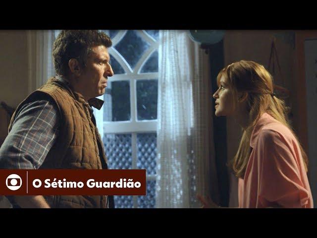O Sétimo Guardião: capítulo 100, quinta, 7 de março, na Globo