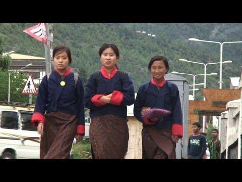 Bhutan's youth struggle in kingdom of happiness