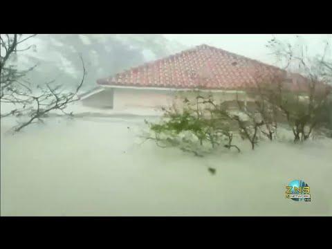 Videos capture Hurricane Dorian's path of destruction in Bahamas