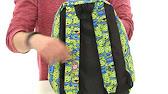 Галактический рюкзак для школы с принтом космос (Cosmo, Galaxy .