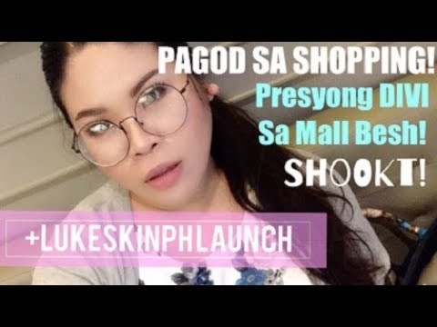 Luke Skin Ph Launch and Robinsons Department Store Sale