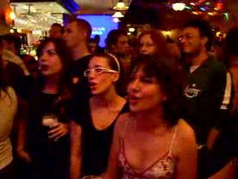 Cork Karaoke 100807