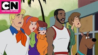 Scooby and the Gang Meet Chris Paul! | Scooby Doo and Guess Who? | Cartoon Network