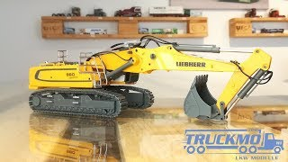 Liebherr R 960 Abbruchbagger 2205/0 Conrad
