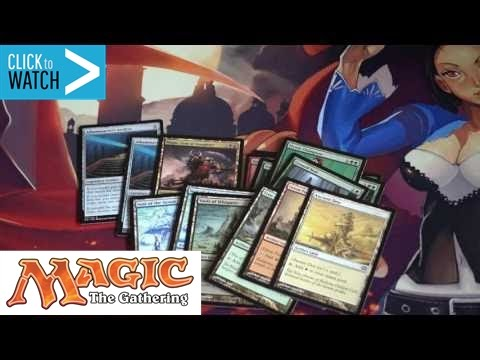 $1 Magic the Gathering Cards Pick Up & Haul