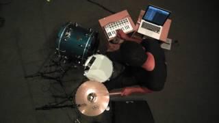 Deantoni Parks live   Loop