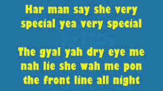 Popcaan - Only Man She Want LYRICS (follow @DancehallLyrics )