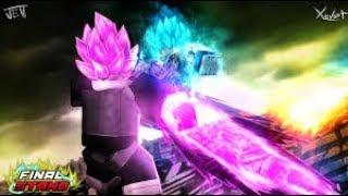 Roblox - Derrotanto o Goku SSB Dragon Ball Endstand