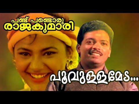 Poovullameda... | Pandu Pandoru Rajakumari | Malayalam Movie Song