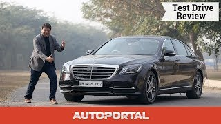 Mercedes S-Class Test drive review — Best car in the world — Autoportal