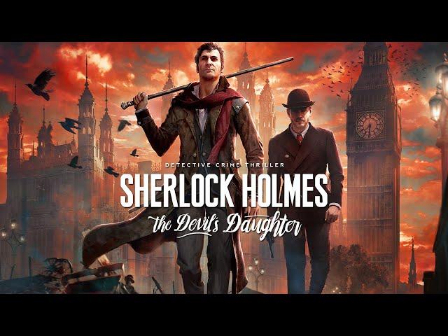 Sherlock Holmes: The Devil's Daughter #1🔎 Jagdgründe & Studie in Grün [Lets Play Deutsch]