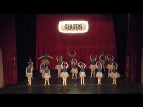 "V Teatro Cardenio en Noche de Ballet ""CIRCUS"" - 2016 2ª parte"