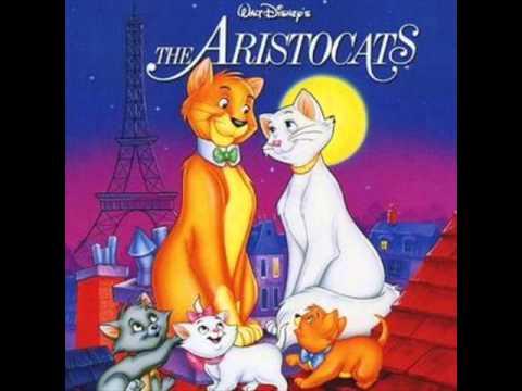 The Aristocats OST - 3 - Thomas O'Malley Cat