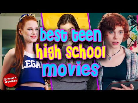 BEST TEEN HIGH SCHOOL MOVIES Trailer Compilation