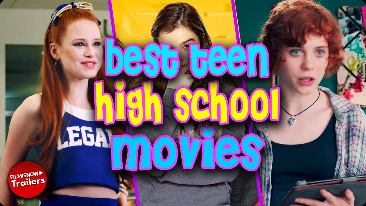 BEST TEEN HIGH SCHOOL MOVIES Trailer Compilation