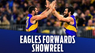 Josh and Jack dominate up forward | Showreel | Preliminary Final, 2018 | AFL