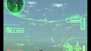 Ace Combat 3: Electrosphere (PlayStation) Full Playthrough