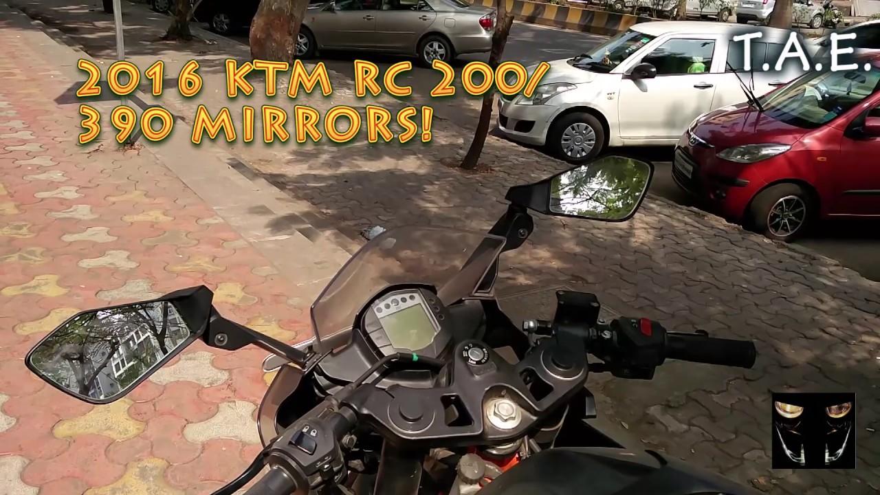 Ktm Rc Mirrors