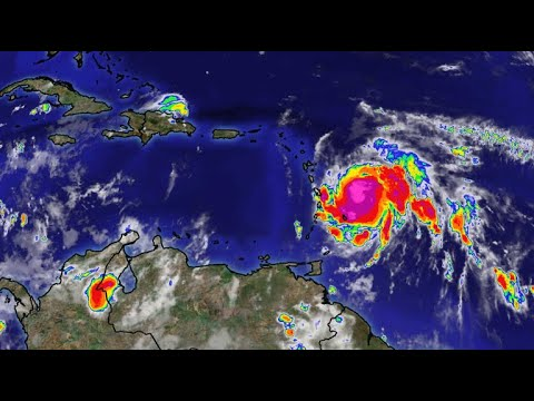 Caribbean islands brace for Hurricane Maria